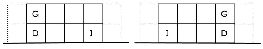 公務員数的処理KOMAROコマロ 判断推理 位置  問題2 図2